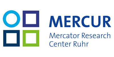 Logo des Mercator Research Center Ruhr